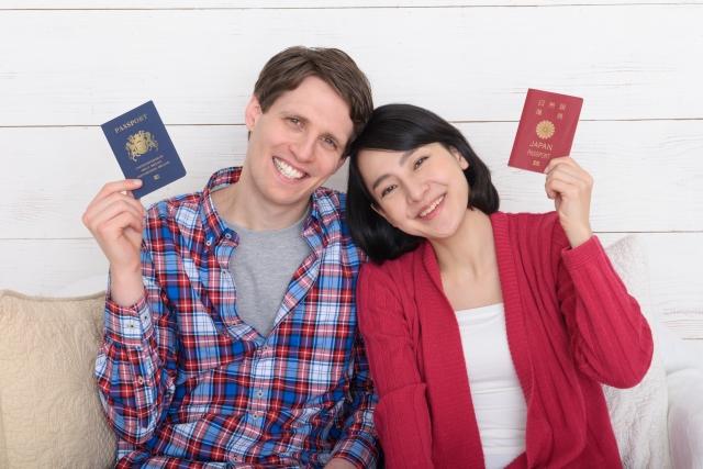 外国人と事実婚するときに注意すべき点